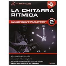 Chitarra ritmica (La) . Vol. 2