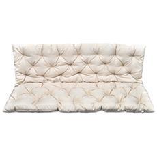 Cuscino Crema Per Dondolo 150 Cm