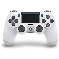 SONY - PS4 - Controller Dualshock 4 V2 Glacier White Wireless