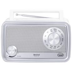 Radio Portatile Revival Trevi Ra 770 V Bianco