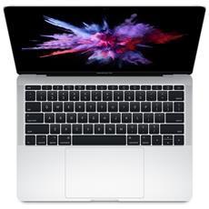 "MacBok Pro Monitor 13.3"" Retina Intel Core i5 Dual Core Ram 8GB SSD 128GB 2xThunderbolt 3 OS X - Argento"