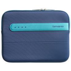 "Borsa Notebook Colorshield Fino a 10.2"" - Blu"
