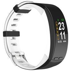 Smart Band P5 Activity Tracker Fitness Cardiofrequenzimetro Gps Altimetro Outdoor White