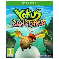 Yoku's Island Express - Day one: GIU 18