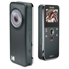 Playfull ZE1 Nero + SD 4GB + Borsa Sensore CMOS Full HD Display 1.5'' Stabilizzato