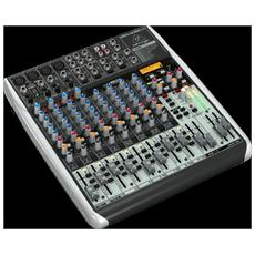 Bh Qx1622usb Mixer Xenyx 16 In 2/2 Bus Fx E Wireless