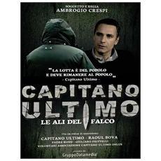 Dvd Capitano Ultimo - Le Ali Del Falco
