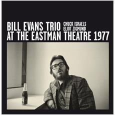 Evans Bill - At The Eastman Theatre 1977