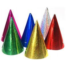 Conf. 120 Cappellini Cono Metallizzati