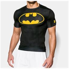 T-shirt Batman L Nero