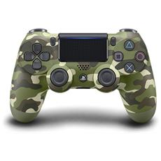 SONY - PS4 - Controller Dualshock 4 V2 Green Camouflage Wireless