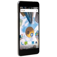 "PhonePad Duo S7p Champagne 16 GB 4G / LTE Dual Sim Display 5.5"" HD Slot Micro SD Fotocamera 13 Mpx Android Italia"