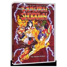 Dvd Samurai Showdown + Art Of Fighting
