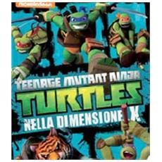 Dvd Teenage Mutant Ninja Turtles-st02#04