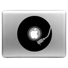 Sticker adesivo 33 Giri per MacBook Air / Pro / Pro con display retina