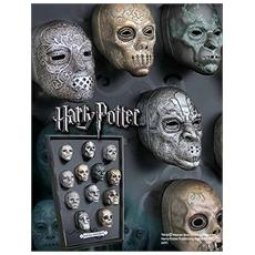 Maschera Mangia Morte Harry Potter Death Eater Mask Collection