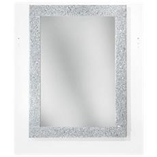 Specchiera In Vetro 70x3x100h