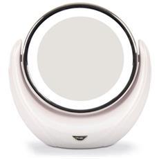 Specchio Per Il Trucco Rosa Mmld
