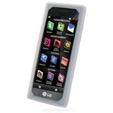 BT-CASE-FS-LG40E Cover Bianco custodia per cellulare