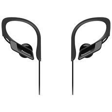 Auricolari Bluetooth con Microfono RP-BTS10E-K Colore Nero