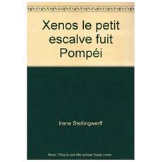 Xenos le petit escalve fuit Pompéi. Ediz. illustrata