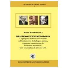 Realismo e fenomenologia