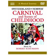Dvd Schumann - Svizzera / Norvegia-carnev.