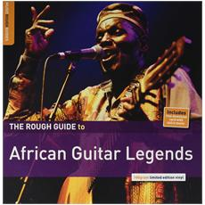 To African Guitar Legends (The)