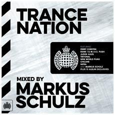 Trance Nation - Markus Schulz (2 Cd)