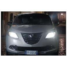Kit H4 Bi-xenon 6000°k Canbus 35 Watt Specifico Per Lancia Ypsilon 846 Versione Da Maggio 2011 In Poi Anabbagliante + Abbagliante Xenon