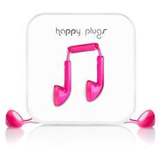 """Earbud, Stereofonico, Rosa, Interno orecchio, Cablato, 10 mW, 3.5 mm (1/8"""")"""