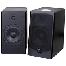 Altoparlanti Amplificati 120w Bluetooth Trevi Avx 590 Bt Nero