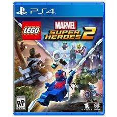 PS4 - Lego Marvel Superheroes 2