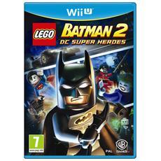 WiiU - LEGO Batman 2 - DC Super Heroes