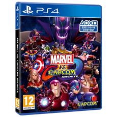 PS4 - Marvel Vs Capcom Infinite
