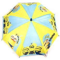 ombrello bambino '' turchese giallo (63 cm) - [ n0502]