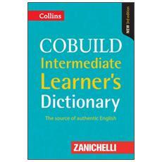 Cobuild intermediate learner's dictionary