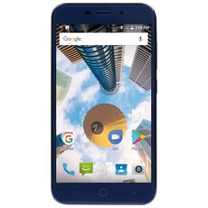 "PhonePad Duo G5M Blu 8 GB Dual Sim Display 5"" Slot Micro SD Fotocamera 5 Mpx Android Italia"