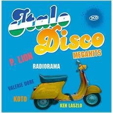 Italo Disco Megahits (2 Cd)