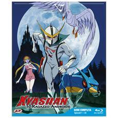 Kyashan Il Ragazzo Androide (Eps. 01-35) (4 Blu-Ray)
