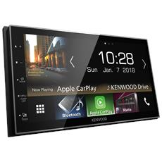 "Autoradio AM / FM Monitor 6.8"" Digital Media AV Receiver con Controlli Smartphone e Bluetooth Potenza 4 x 50 Watt DMX7018BTS"