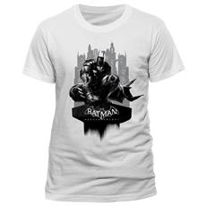 Batman - Arkham Knight - Skyline (T-Shirt Unisex Tg. M)