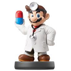 Amiibo Dr. Mario - Wiiu