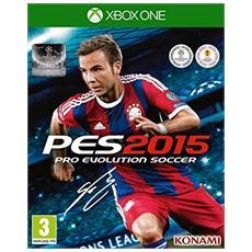 XONE - Pro Evolution Soccer 2015 D1 Ed. (UK)