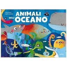 Anton Poitierre - Animali Dell'oceano