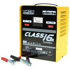 Caricabatteria Class 16a 230v Ricarica Batterie Per Auto Moto Trattorino Camper