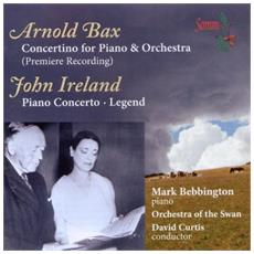 Bebbington-Orchestra Of The Swan-Curtis - Concertino-Piano Con Legend For Piano An