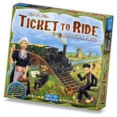 Ticket to Ride Espansione Olanda