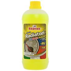 Liquido Per Radiatori Con Inibitori Organici, -26°C / +112°C, 1000 Ml
