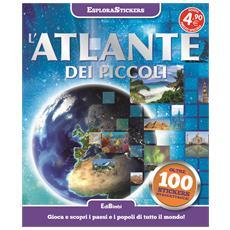 Esplorastickers - L'atlante Dei Piccoli